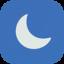 ios 12 新機能 - おやすみモード