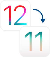 ios 12ダウングレード