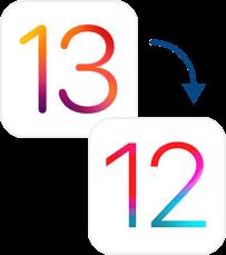 ios 13ダウングレード