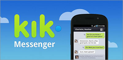 Kikアプリ