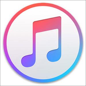 iTunesの音楽