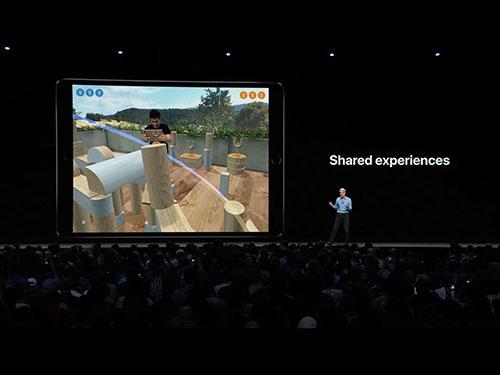 iOS12AR