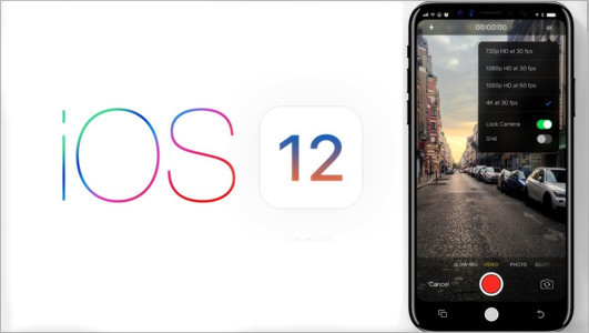 iOS12写真検索