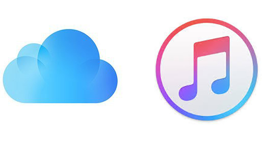 iTunesとiCloud