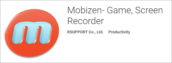 mobizen-game