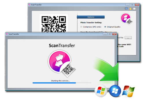 ScanTransfer