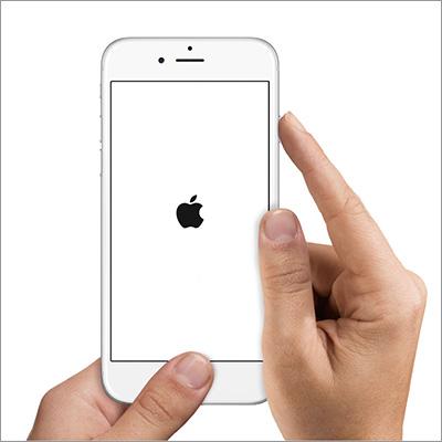 iPhone固まる