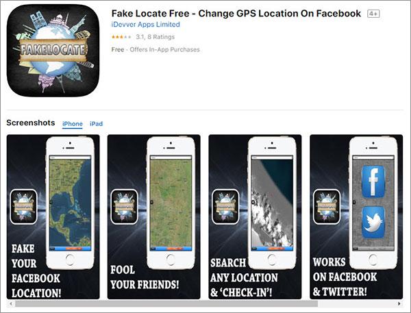 Fake Locate Free
