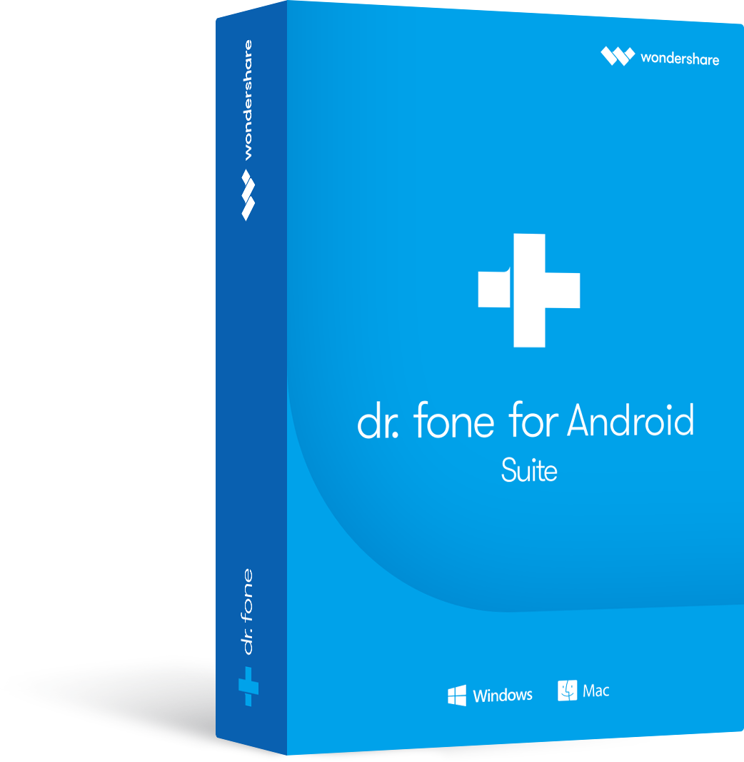 dr.fone for Android Suite (Win版)