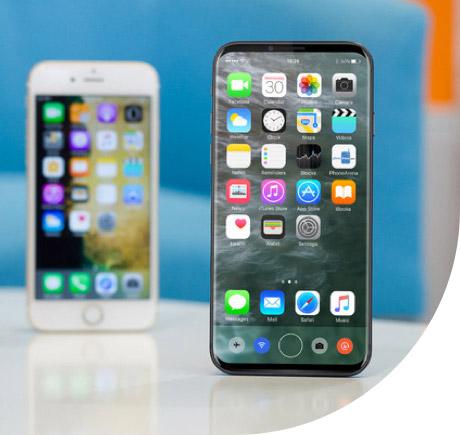 iPhone8 VS GalaxyS8
