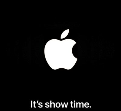 アップル発表会