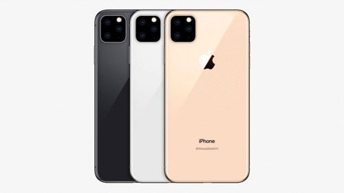 iPhone11(XI)の背面デザイン