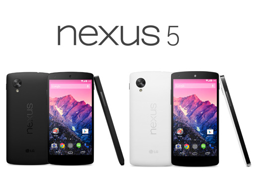 Googleネクサス5